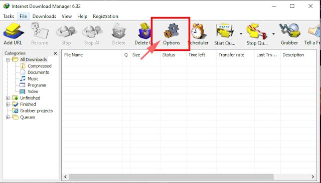 Cara Mempercepat Download pada IDM Hingga 32x Lipat