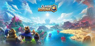 Clash Royale game populer di dunia