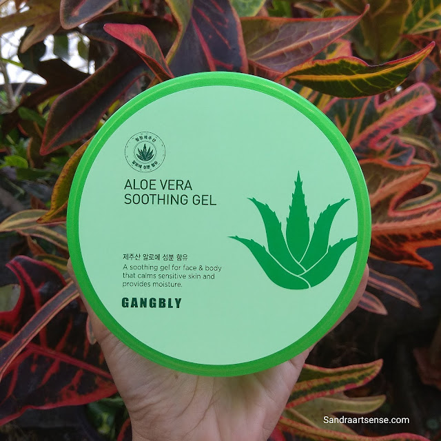 Gangbly Aloe Vera Soothing Gel
