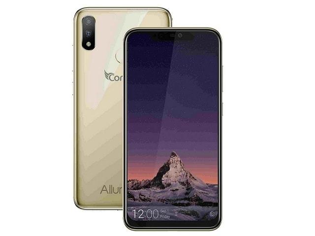 مواصفات وأسعار هاتف كوندور Condor Allure M3