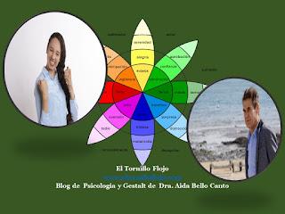 Dra. Aida Bello Canto, Psicologia, Gestalt, Emociones, Inteligencia Emocional