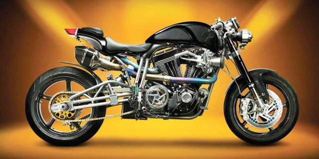 motor paling mahal di dunia