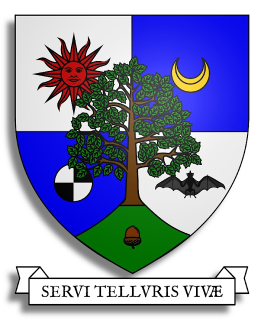 Knights of Gaia Coat of Arms