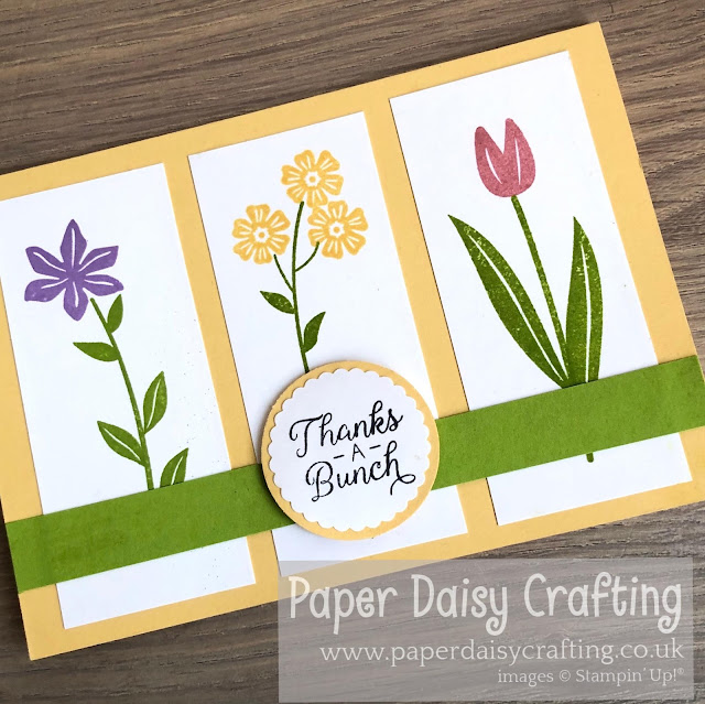 Beautiful Bouquet Stampin' Up