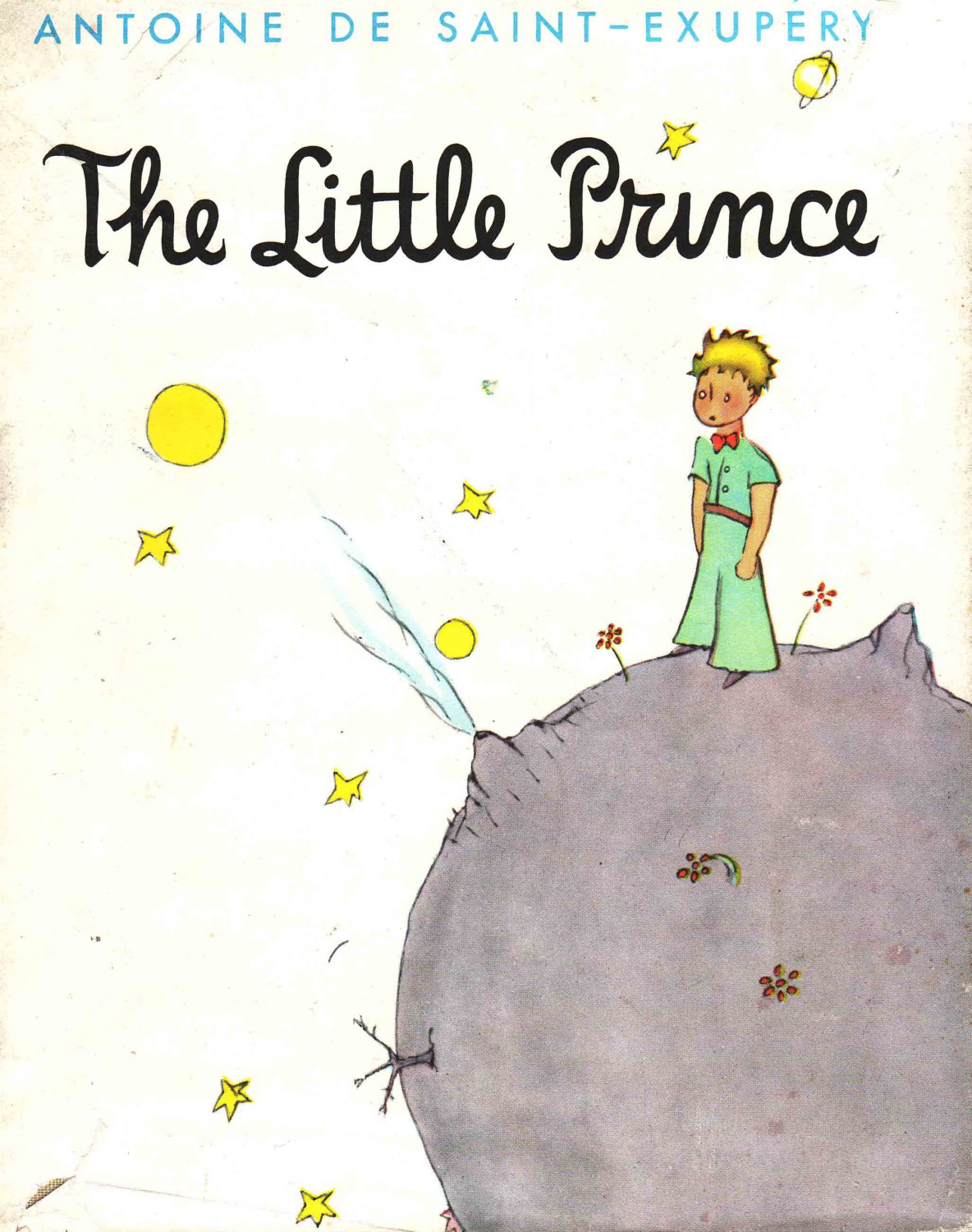 The Little Prince: Sleepingbeauty & Whitechrysant: The Little Prince