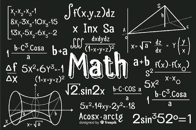 الامتحان الوزاري مادة الرياضيات الصف التاسع 2021