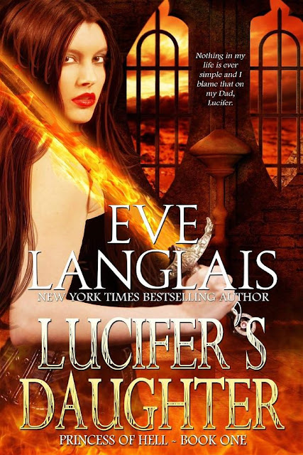 Lucifer's daughter | Princess of hell #1 | Eve Langlais
