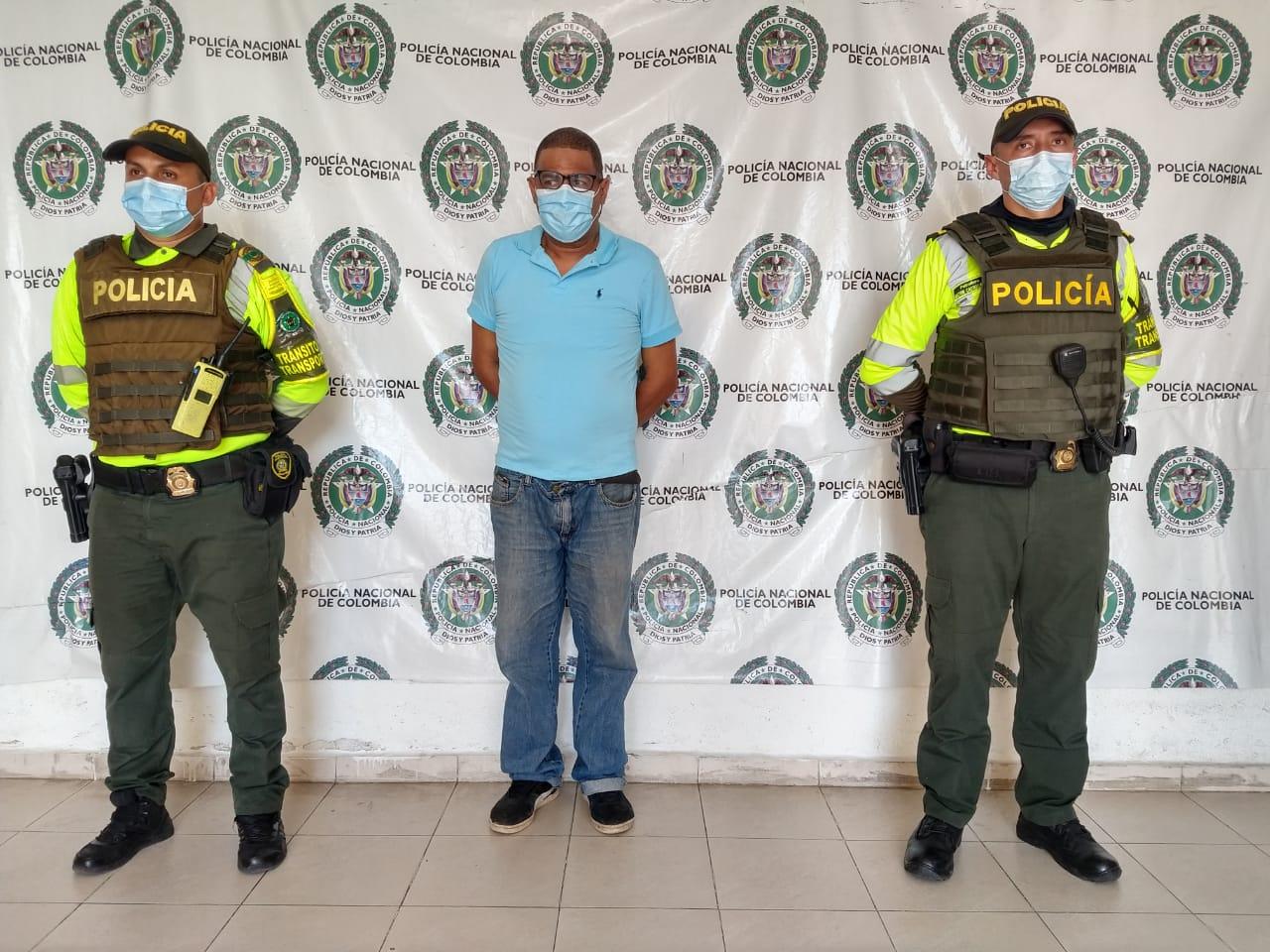 hoyennoticia.com, Lo pillaron en Valledupar, estando 'preso' en La Jagua de Ibirico