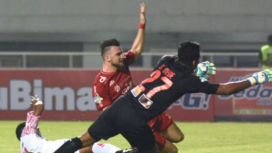 Hasil Persija Jakarta vs Persipura Jayapura 2-0 Liga 1 Jumat 25 Mei 2018