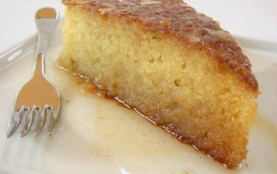 Sweet Day: Cake traditional syrupy