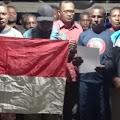 Gembong Teroris OPM Papua Alex Hamberi Dkk Menyerahkan Diri