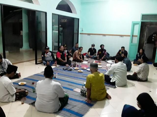 Rembug LSM Garda Nasional Kota Semarang Dirikan Kelompok Belajar Yatim Piatu