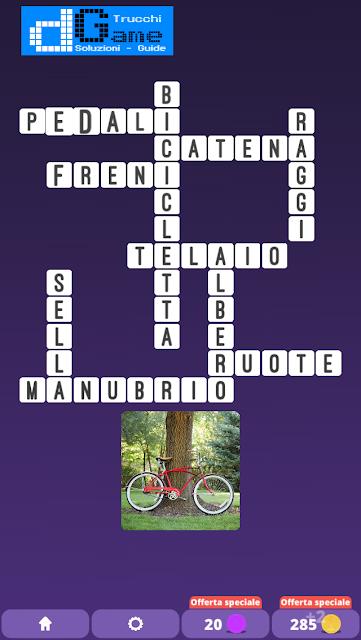 Soluzioni One Clue Crossword livello 7 schemi 5 (Cruciverba illustrato)  | Parole e foto