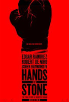Hands of Stone (2016) - Poster