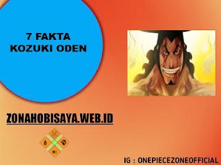Fakta Kozuki Oden One Piece
