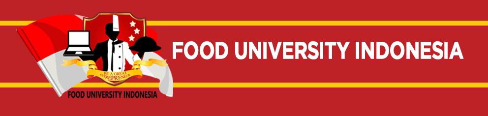 FOOD UNIVERSITY INDONESIA