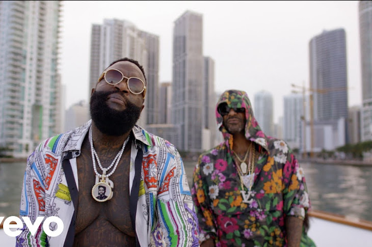 Watch: Jim Jones - State of the Union Featuring Rick Ross