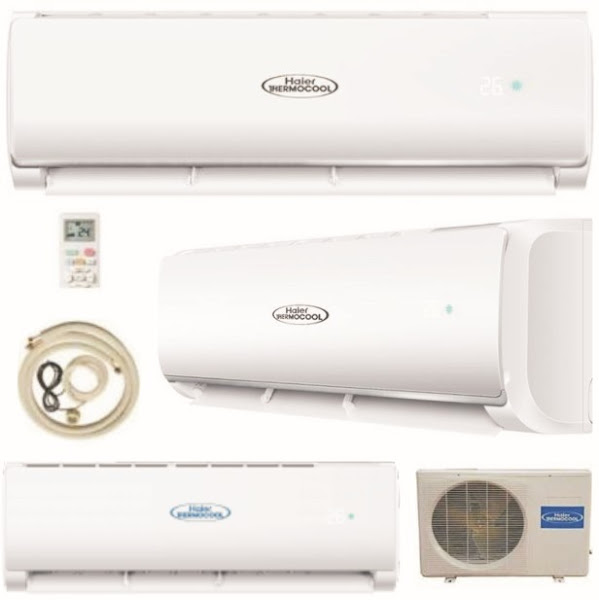 HT Air Conditioners: 1.5hp Haier Thermocool Split AC with Turbo Cooling - Energy Efficient Tundra Air Conditioner