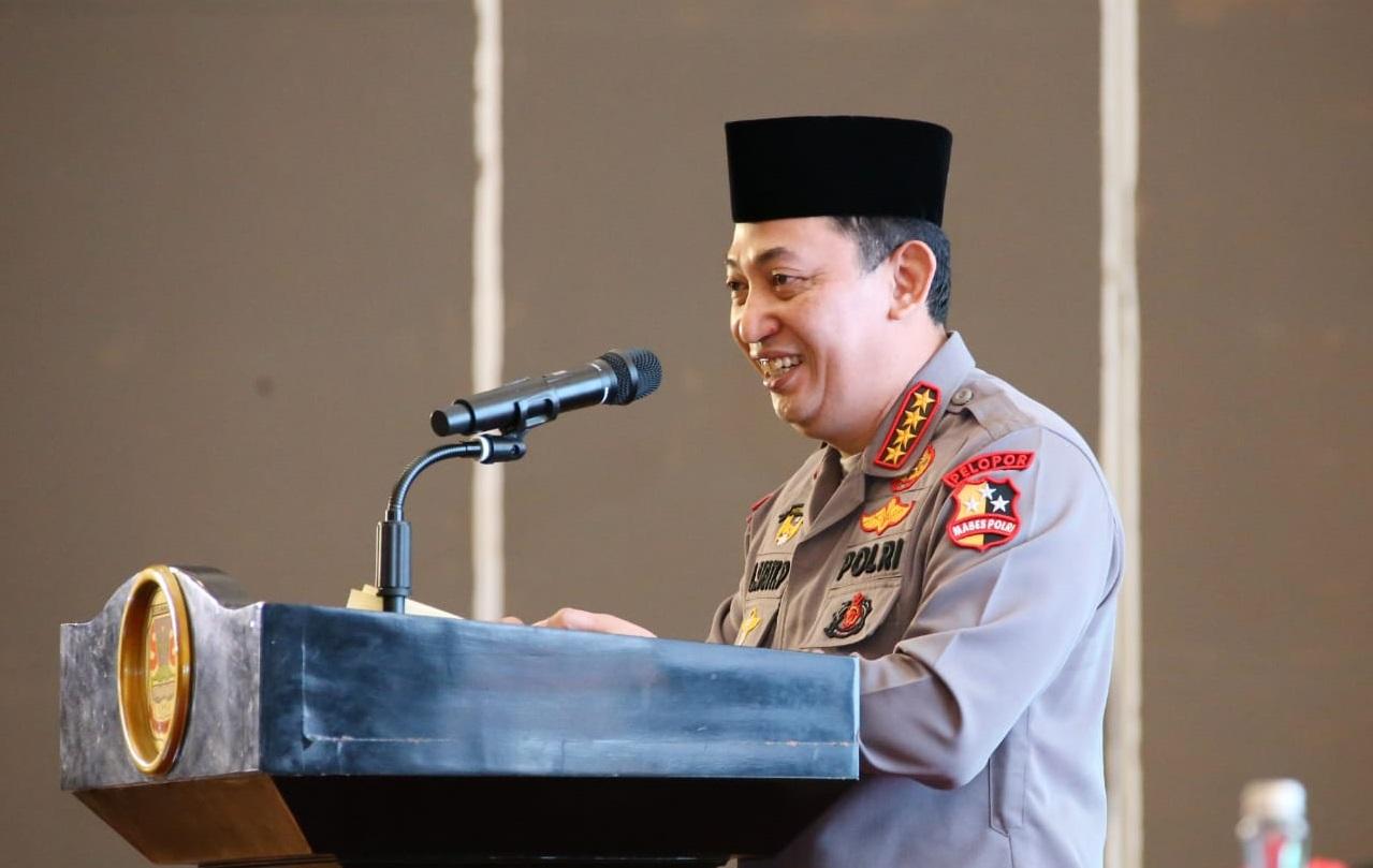 Kapolri Ajak Pemuda Muhammadiyah Bangun Ketahanan Nasional