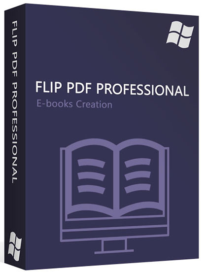 Flip PDF Professional 2.4.9.32 poster box cover