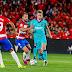 برشلونة في اسوأ مباراة لهُ هذا الموسم ينهزم امام غرناطة 0-2