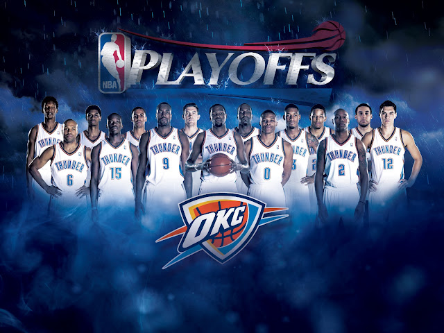 NBA Thunder Wallpaper