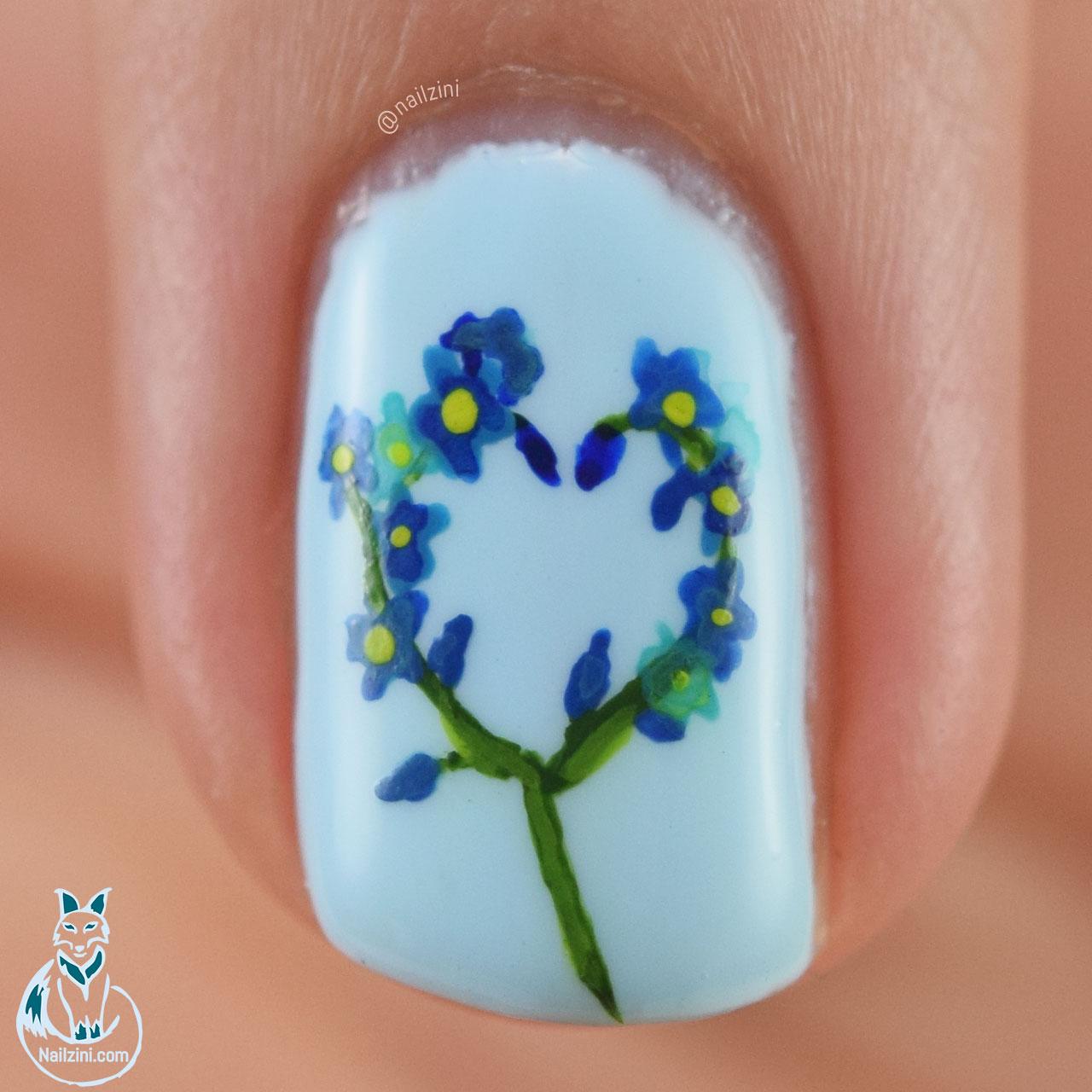Amor Azul Madam Glam Nailzini