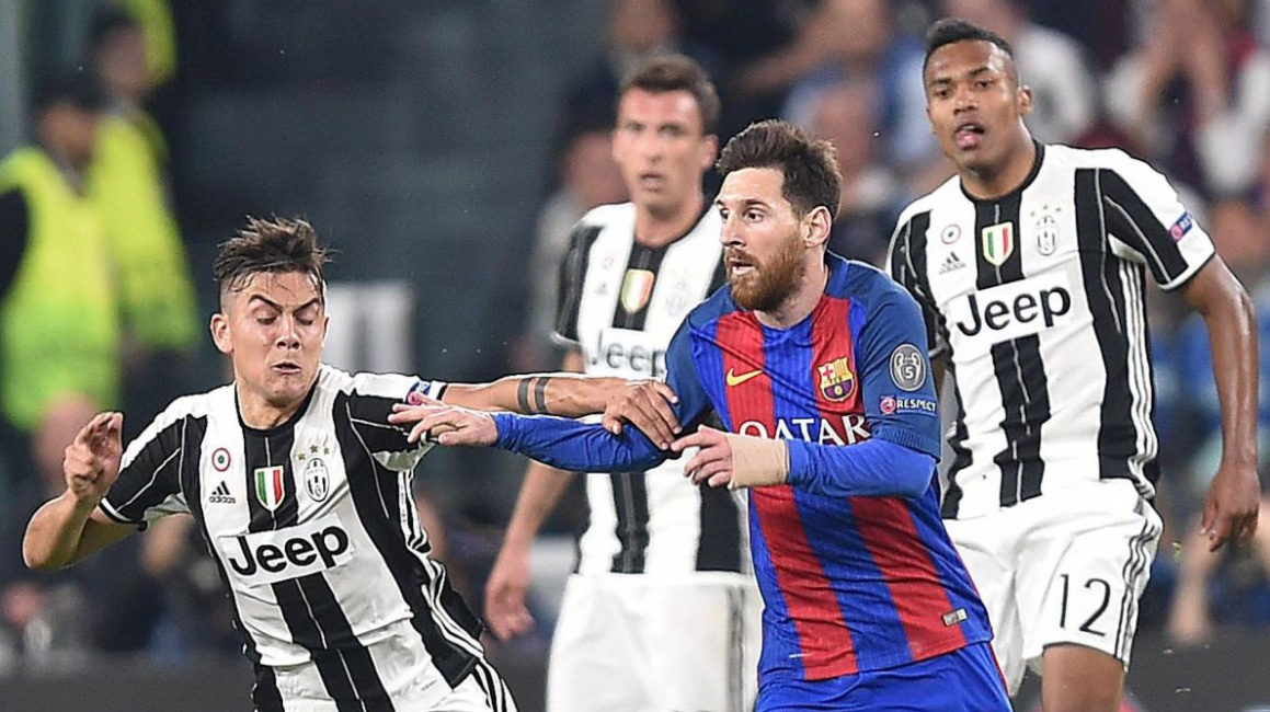 JUVENTUS-BARCELLONA Streaming Live: dove vederla online e diretta tv | Calcio Champions League