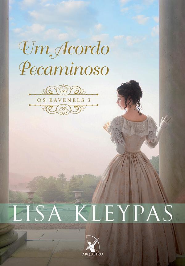 Um Acordo Pecaminoso - Lisa Kleypas