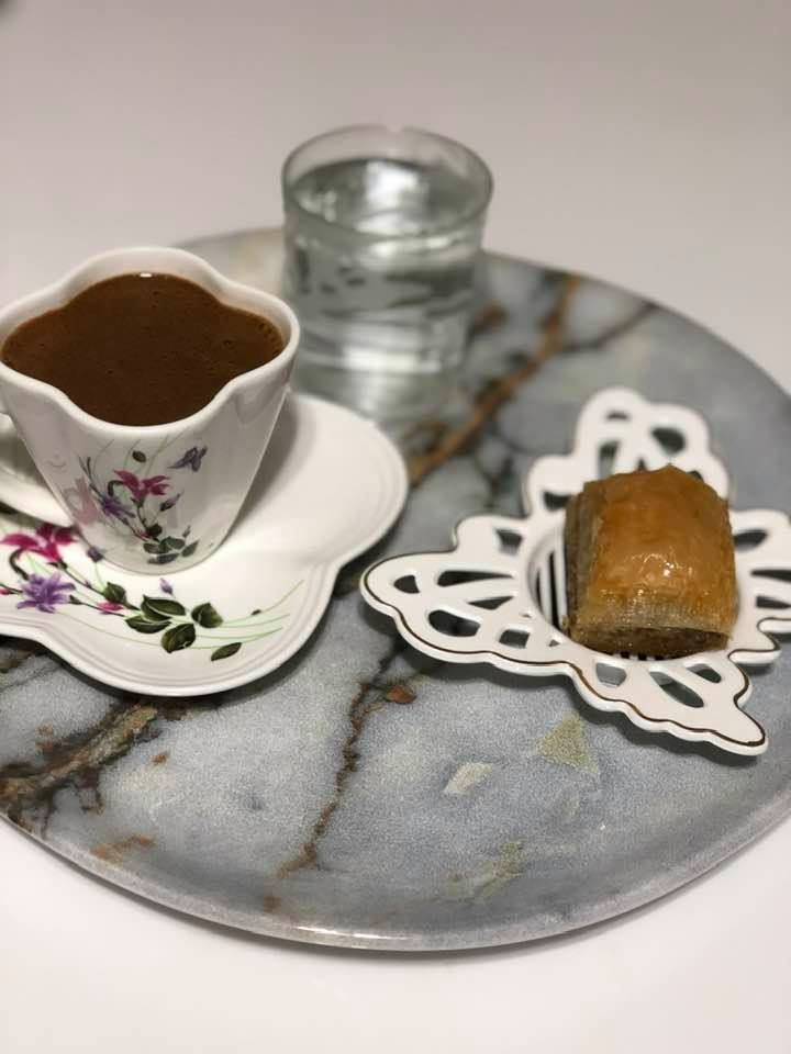 Köpüklü Türk Kahvesi Nasıl Pişirilir?