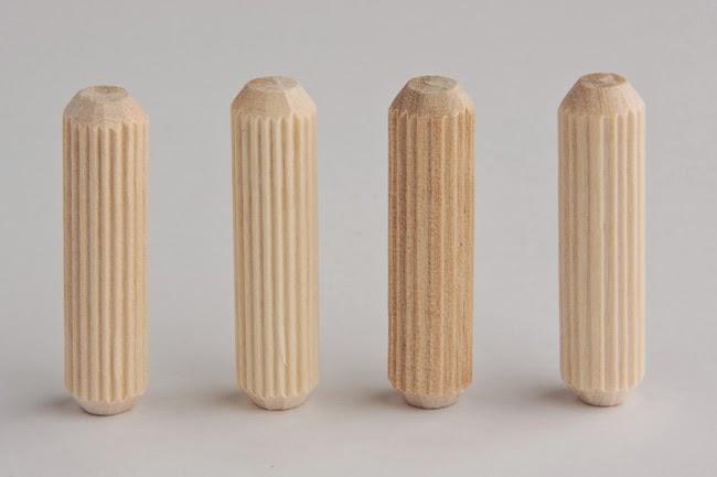chốt gỗ