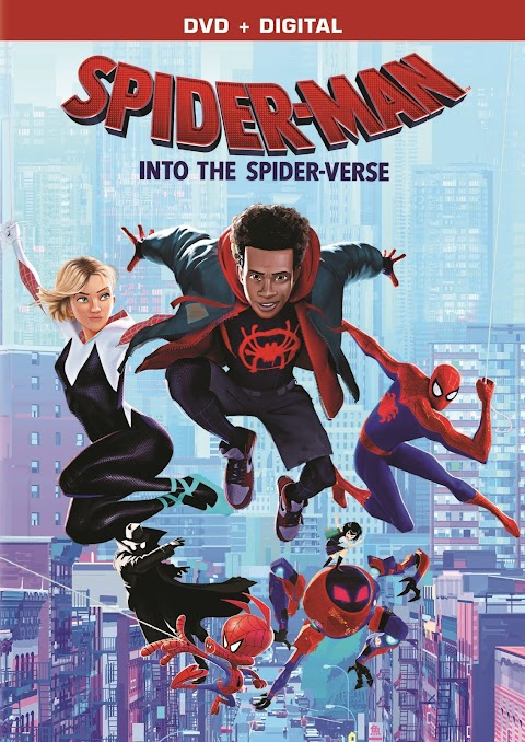 Spider-Man: Into The Spider-Verse (2018)NETFLIX