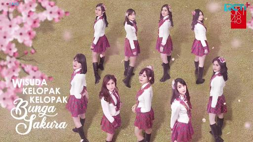 JKT48 Concert Wisuda Kelopak-Kelopak Bunga Sakura
