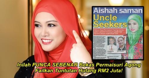 Inilah PUNCA SEBENAR Bekas Permaisuri Agong Failkan Tuntutan Hutang RM2 Juta!