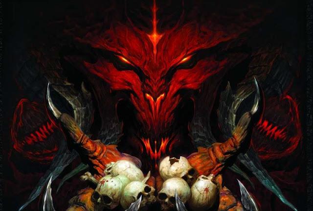 Diablo 4 aparece en un artbook oficial de Blizzard en Blizzcon 2019.