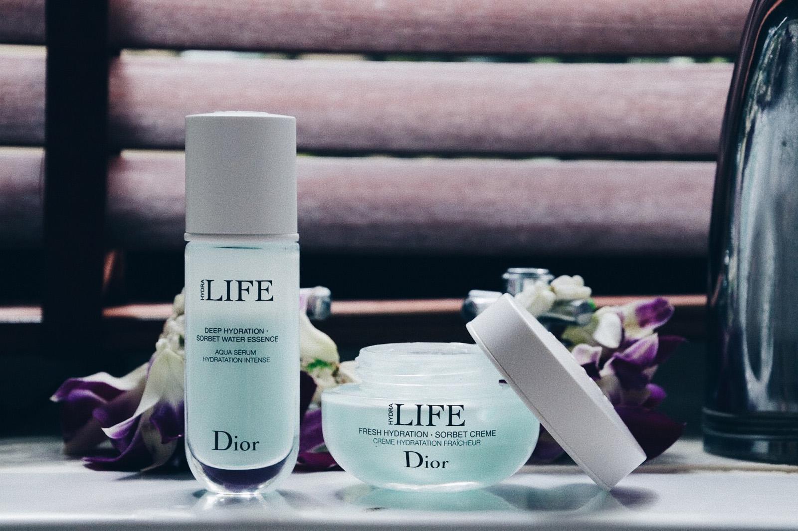 dior hydra life serum creme hydratant avis test