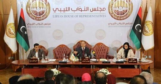 پهڕلهمانێ لیبیا هاتنا هێزا سهربازیا توركیا بۆ وهڵاتێ خۆ ڕهتكر