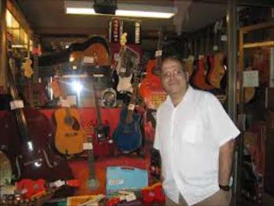Zaggia, l'ultimo gestore del negozio di strumenti a San Provolo
