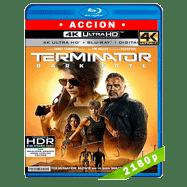 Terminator: Destino oculto (2019) Ultra HD BDREMUX 2160p Latino