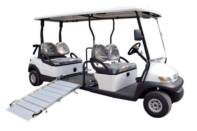 Mobil Golf Car Kursi Roda