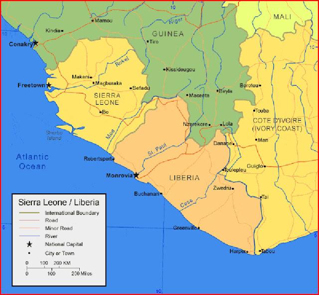 image: Map of Sierra Leone