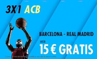 suertia promo el clasico acb Barcelona vs Real Madrid 29 diciembre 2019