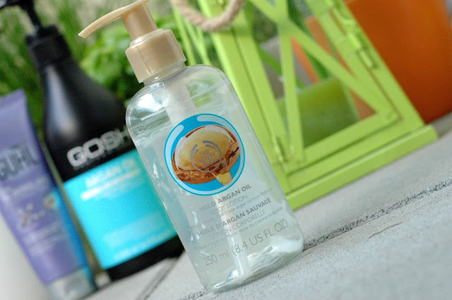 Flop - The Body Shop Wild Argan Oil Body Lotion