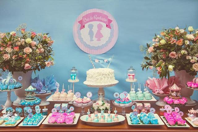 decoracao-para-cha-de-revelacao-ou-cha-de-bebe-surpresa-azul-e-rosa