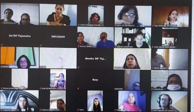 Gobierno de Jalisco capacita a psicólogos para atención a ciudadanos ante COVID-19