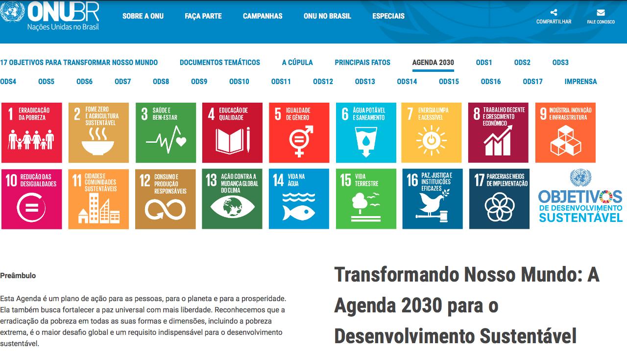 Essa é a verdadeira agenda 2030 da ONU, acabar com a pobreza é exterminar os pobres