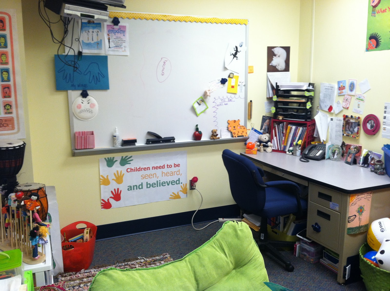 School Counselor Blog Create A Great Group Space Tips