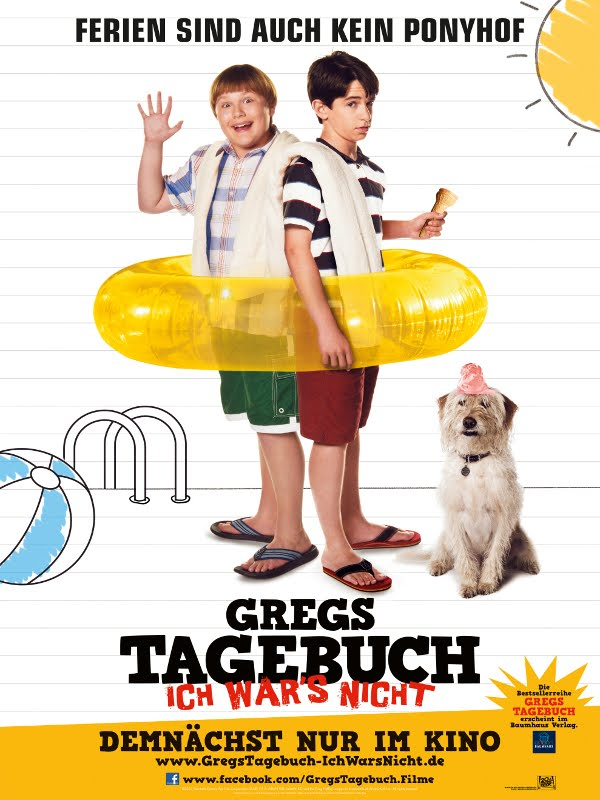 Gregs Tagebuch 4 Der Ganze Film Deutsch