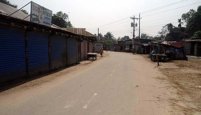 বকশীগঞ্জে করোনা প্রতিরোধে প্রশাসনের তৎপরতা জোরদার