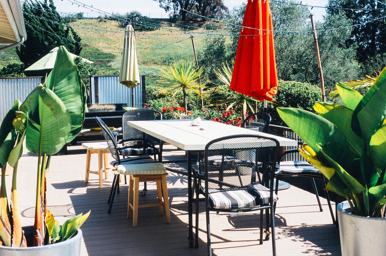 Consejos para seleccionar tus muebles de jardín y de exterior -